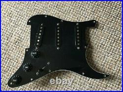 1979 / 1981 Vintage Fender USA Stratocaster Strat Loaded Pickguard Pickups Clean