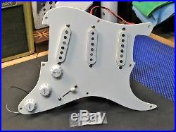 1991 Fender Japan'54 Reissue Strat LOADED PICKGUARD Stratocaster 50s MIJ Guitar