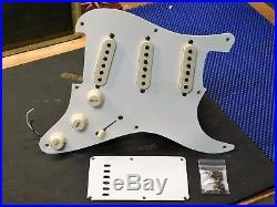 2000 Fender Classic 50's LOADED PICKGUARD Vintage Reissue Strat Guitar Relic