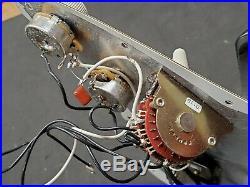 2002 Fender USA Big Apple Strat HH LOADED PICKGUARD SD Distortion Bridge &'59