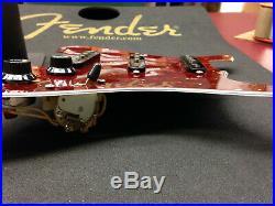 2003 Fender Custom Shop 69 Pickups Abby Loaded Strat Pickguard USA