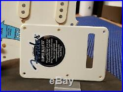 2004 50th Anniversary Fender USA Deluxe Strat LOADED PICKGUARD S-1 & SCN Pickups