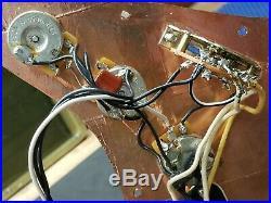 2005 Fender Robert Cray Strat LOADED PICKGUARD Mint Green 60's RI Guitar Relic