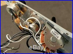 2006 Fender USA Highway One HSS LOADED PICKGUARD Bridge Humbucker Strat Guitar