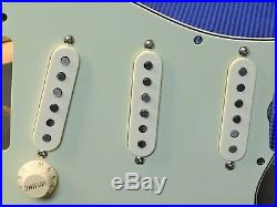 2016 Fender Classic Player 60's Strat LOADED PICKGUARD Custom Shop 69's Pickups