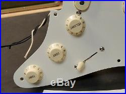 2018 Fender Eric Johnson Strat LOADED PICKGUARD Vintage 50's Reissue USA Guitar