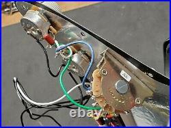 2021 Fender Player Stratocaster LOADED PICKGUARD Single Coil Pickups Strat Black