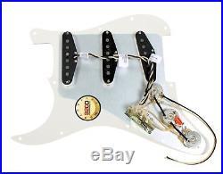 920D CS Loaded Pickguard Stratocaster Strat Lindy Fralin Blues Special Hybrid
