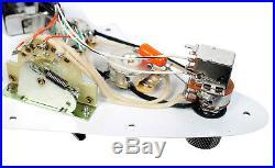 920D Custom Fender Stratocaster Strat Lace Alumitone HSS Loaded Pickguard WP/AL