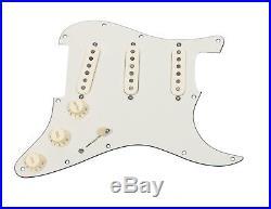 920D Custom Shop Texas Special Loaded Pickguard Fender Strat 7 Way PA/AW