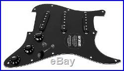 920D Fishman Fluence Loaded Pickguard Fender Strat L. R. Baggs Control-X preamp