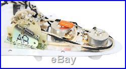 920D Jimi Hendrix Duncan Loaded Stratocaster Strat Pickguard 5-Way MG/WH