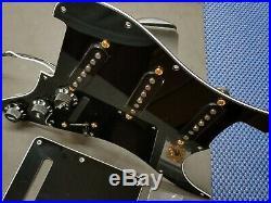 DiMarzio DP217 YJM DP117 HS-3 LOADED Strat PICKGUARD for Fender Stratocaster