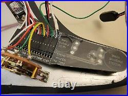 EMG RA5 Active Pickups Loaded Pickguard. Electric Guitar. Stratocaster. Strat