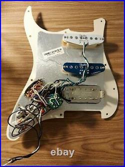 Fender 2015 American Deluxe Strat Loaded Pickguard