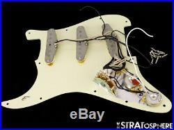 Fender 60s RI Classic Player Strat LOADED PICKGUARD Stratocaster 69 Custom Shop