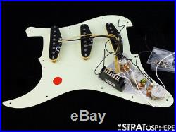 Fender 62 RI Texas Special Strat LOADED PICKGUARD Stratocaster Guitar Prewired