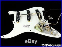 Fender American Original 50s Strat LOADED PICKGUARD Stratocaster, Prewired