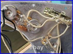 Fender American Original 60's Stratocaster LOADED PICKGUARD USA Strat Guitar