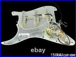 Fender American Original 60s Strat LOADED PICKGUARD, Stratocaster Prewired Mint