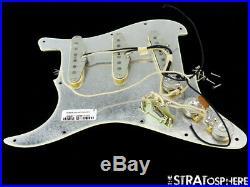 Fender American Original 60s Strat LOADED PICKGUARD Stratocaster Prewired Mint