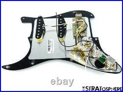 Fender American Performer HSS Stratocaster LOADED PICKGUARD Strat Double Tap