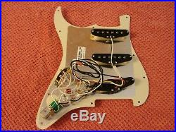 Fender American Performer Stratocaster Loaded Pickguard Yosemite Pickups Strat