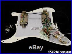 Fender American Professional HH Shawbucker Strat LOADED PICKGUARD 5 Tones