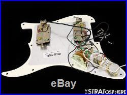 Fender American Professional HH Shawbucker Strat LOADED PICKGUARD Prewired