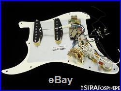 Fender American Professional HSS Shawbucker Strat LOADED PICKGUARD V-Mod SALE