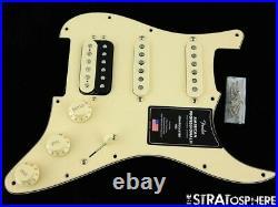 Fender American Professional II HSS Strat LOADED PICKGUARD Tim Shaw V-Mod II