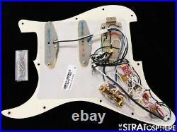 Fender American Professional II HSS Strat LOADED PICKGUARD Tim Shaw V-Mod TORT