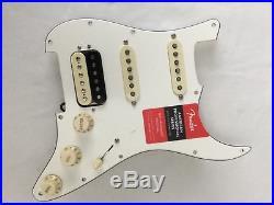Fender American Professional Strat HSS Shawbucker Stratocaster Loaded Pickguard
