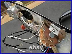 Fender American Professional Strat Loaded PICKGUARD USA V-Mod Pickups Guitar