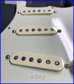 Fender American Professional Strat Loaded Pickguard With VMOD Pickups