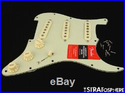 Fender American Professional Stratocaster LOADED PICKGUARD Strat V Mod Mint