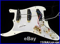 Fender American Professional Stratocaster LOADED PICKGUARD Strat V-Mod Pickups