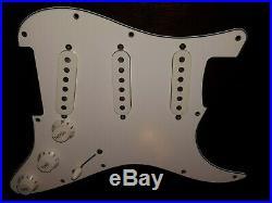 Fender American Standard Stratocaster Loaded Pickguard USA Strat Pickups New