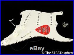 Fender American Texas Special Strat LOADED PICKGUARD Stratocaster Prewired USA