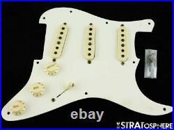 Fender Custom Shop 1959 Heavy Relic Stratocaster LOADED PICKGUARD, 59 Strat BP