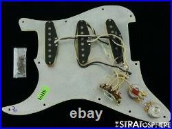 Fender Custom Shop 1960 Relic Stratocaster Strat LOADED PICKGUARD USA Mint Green