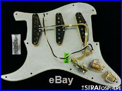 Fender Custom Shop 1962 Relic Stratocaster Strat LOADED PICKGUARD USA JOSEFINA