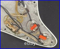Fender Custom Shop 1965 Relic Stratocaster Strat LOADED PICKGUARD USA Prewired