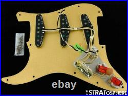 Fender Custom Shop 60s Big Head Relic Stratocaster LOADED PICKGUARD Strat CG
