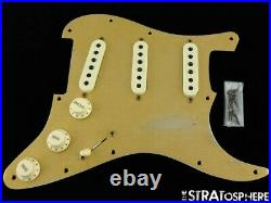 Fender Custom Shop 60s Big Head Stratocaster LOADED PICKGUARD Strat CG