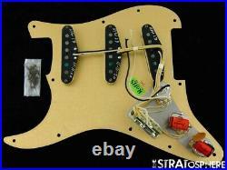 Fender Custom Shop 60s Big Head Stratocaster LOADED PICKGUARD Strat Loretta Diaz