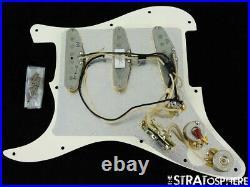 Fender Custom Shop 69 Closet Classic Stratocaster Strat LOADED PICKGUARD Abby