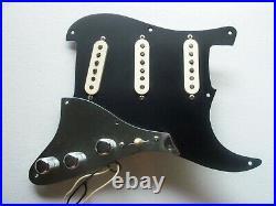 Fender Custom Shop Stratocaster loaded pickguard Proto type Fullerton strat LTD