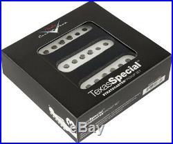 Fender Custom Shop Texas Special Pickup Loaded Strat Pickguard All Black 11 Hole