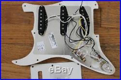 Fender Jeff Beck Strat Loaded Pickguard Stratocaster Hot Noiseless USA